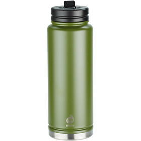 MIZU 360 V12 Enduro LE Borraccia 1200ml con tappo e cannuccia, army green